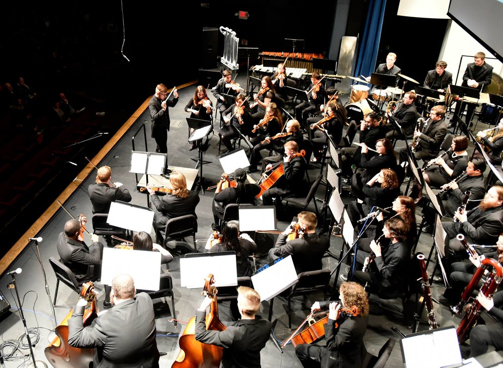 from the premiere of  Earthrise Mass  April 25th, 2015 Durgin Concert Hall, Lowell, MA