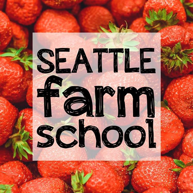 My news! @seattlefarmschool is growing, including a new role for me! I've been teaching with Farm School since 2013 and I'm thrilled to expand my role. I'll be leading operations to provide even more hands-on education in urban homesteading skills, continuing our mission of growing a strong, sustainable, and self-reliant community.