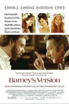 Barney's Version DVD Cover