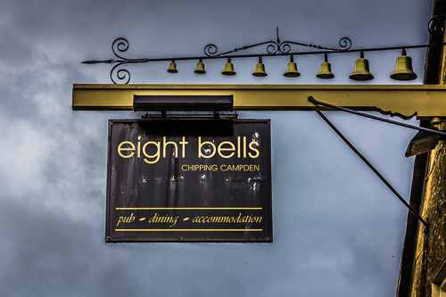 Eight Bells Pub