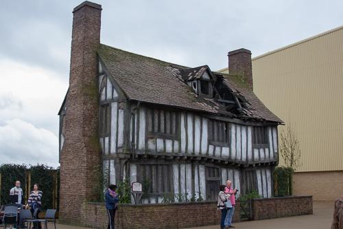 Weasley House