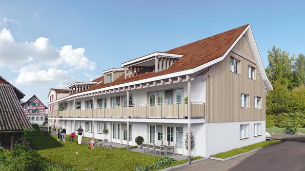 Immobilienverkauf und Immobilienvermarktung mit Video von Häuser sowie Wohnungen und Neubauprojekte Immobilienmakler in Zug und Zürich Überbauung Centro Buch neu im Verkauf