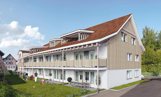 Immobilienverkauf und Immobilienvermarktung mit Video von Häuser sowie Wohnungen und Neubauprojekte Immobilienmakler in Zug und Zürich Überbauung Centro Buchs Tag der offenen Tür