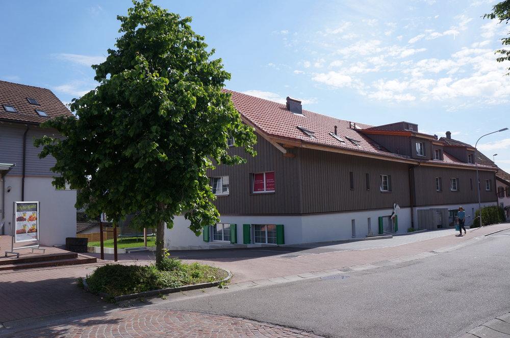Immobilienverkauf und Immobilienvermarktung mit Video von Häuser sowie Wohnungen und Neubauprojekte Immobilienmakler in Zug und Zürich Überbauung Centro 4.5 Zimmer-Wohnung verkauft in Buchs