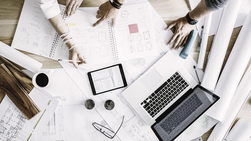 Als Immobilienspezialist bringen wir Verkäufer mit Käufern und Vermieter mit Mietern zusammen.