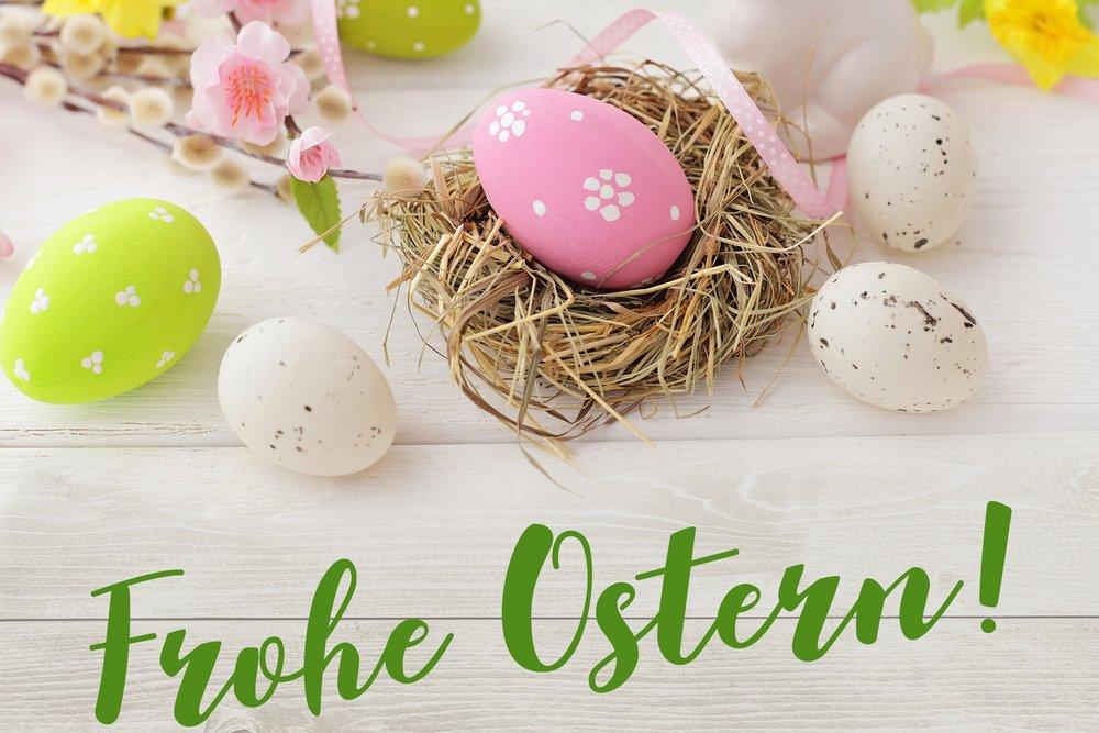 Boll Immobilien Frohe Ostern Osterfeiertage Zug Zürich Fest