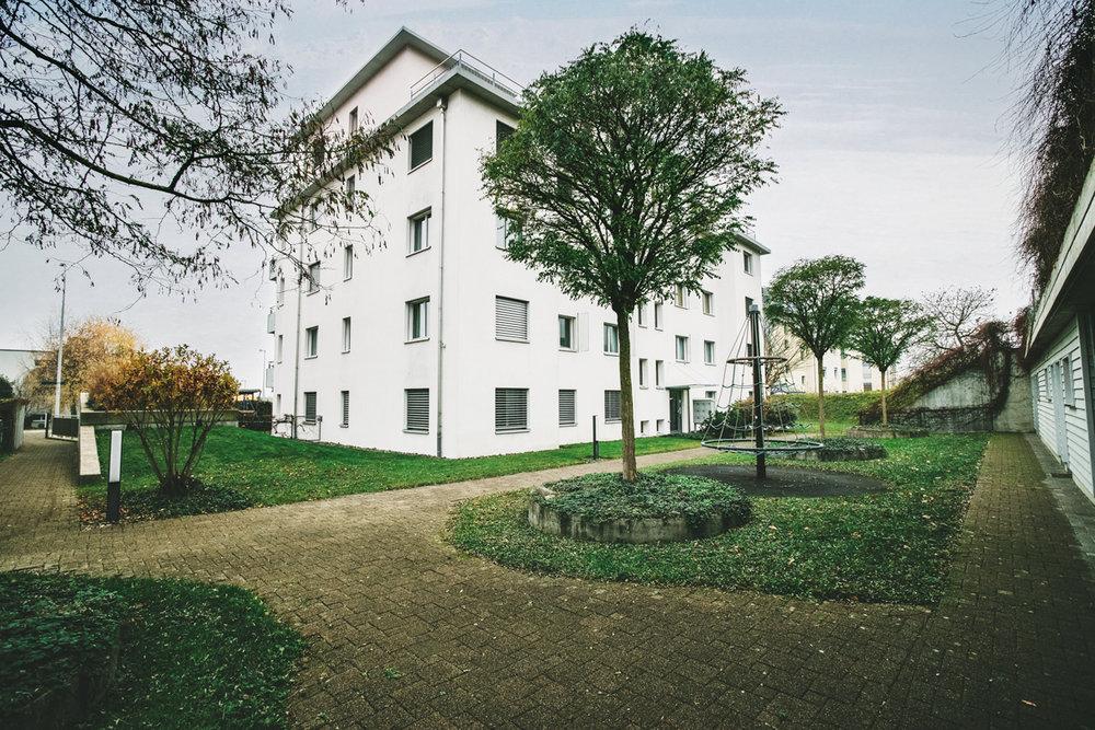 Neu im Verkauf 4.5 Zimmer-Gartenwohnung in Wallisellen Zürich Boll Immobilien