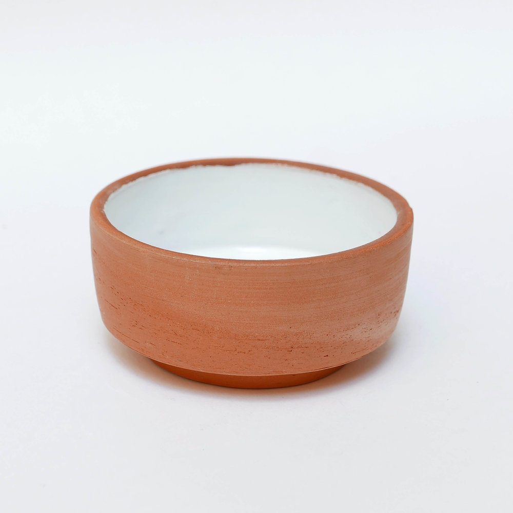 10€ - Petit bol Ourika (terracotta) en céramique. Datcha