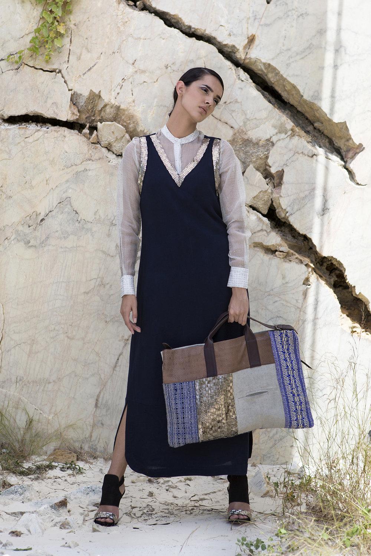 PSJ0302 Shirt   PSJ075 Dress   BAG04 Bag