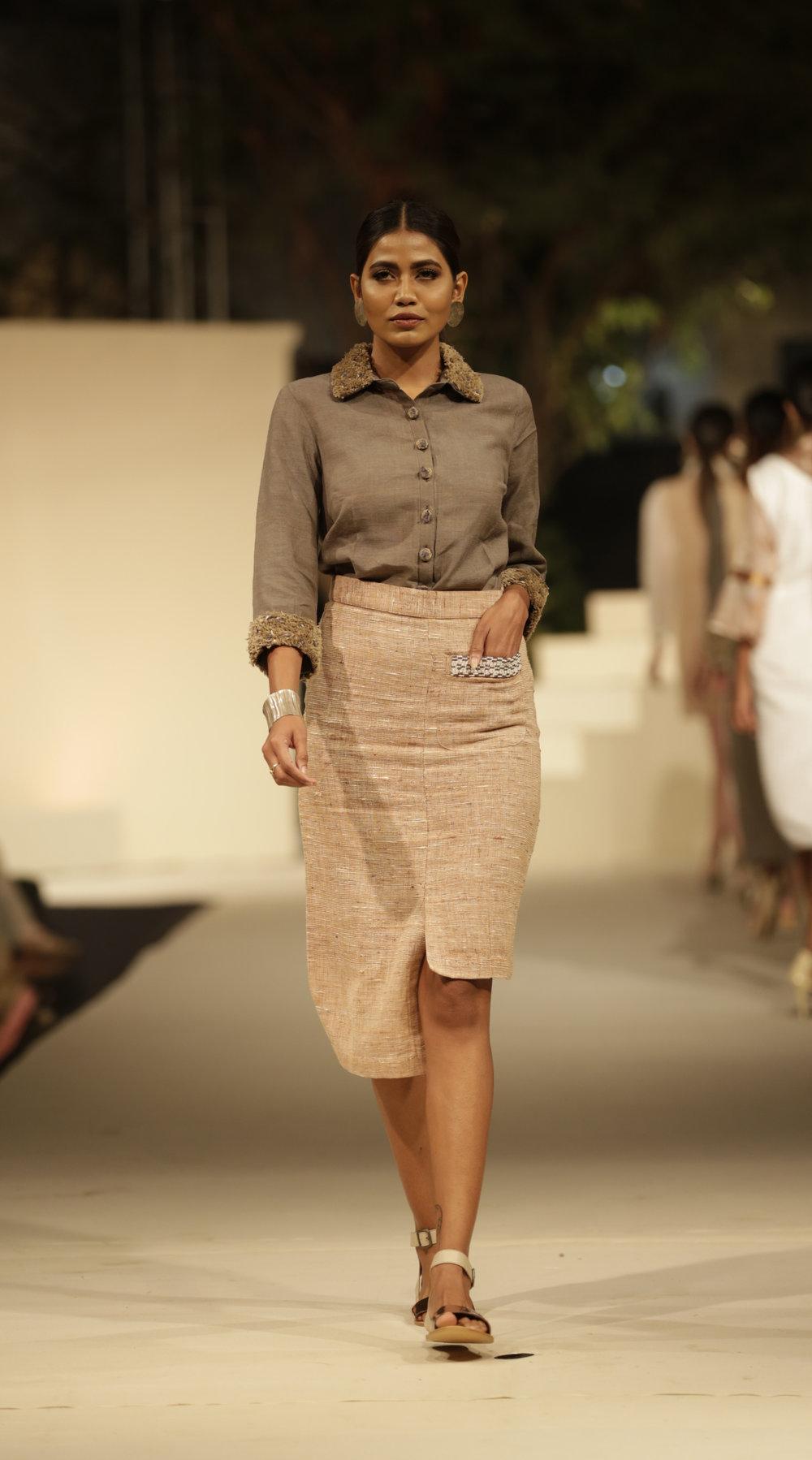 RH0601 Shirt   RH0602 Skirt