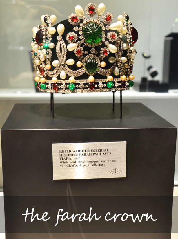 The Farah Crown