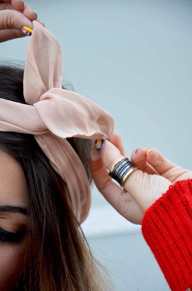 Twisty Headbands