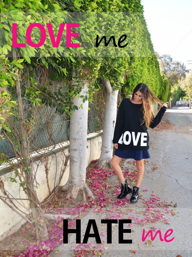 Love Me Hat Me