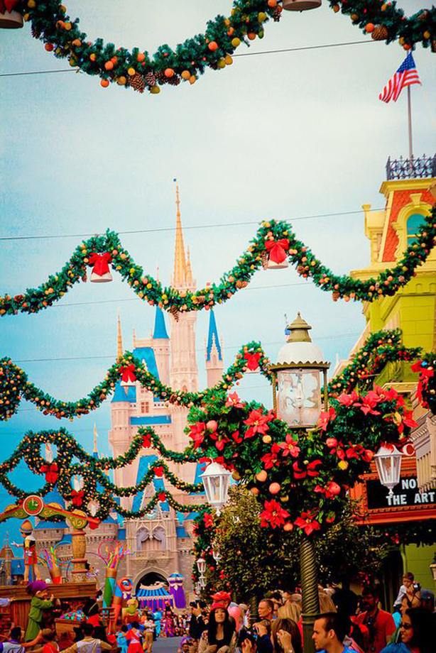 Holiday Attractions Disneyland