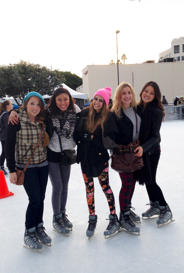 Holiday Attractions Ice Skating