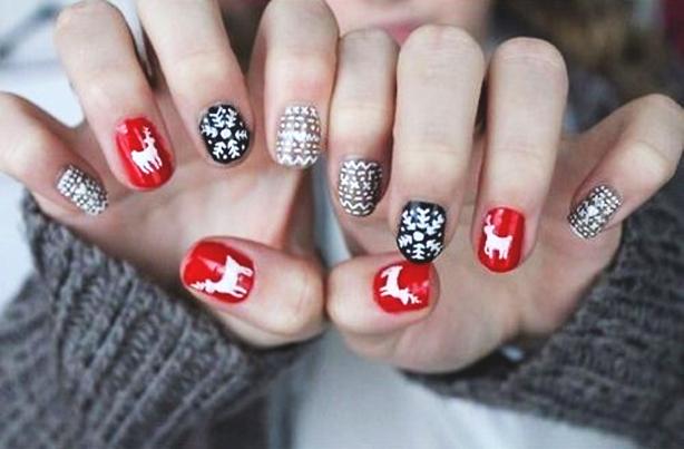 Holiday Guide Holiday Nails