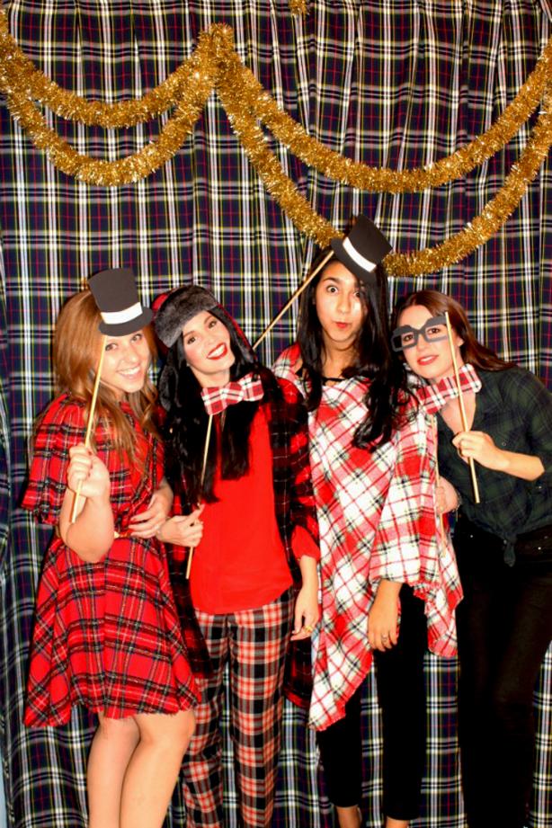 Holiday Photobooths