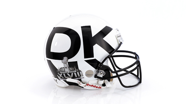 Bloomingdales CFDA Super Bowl DKNY