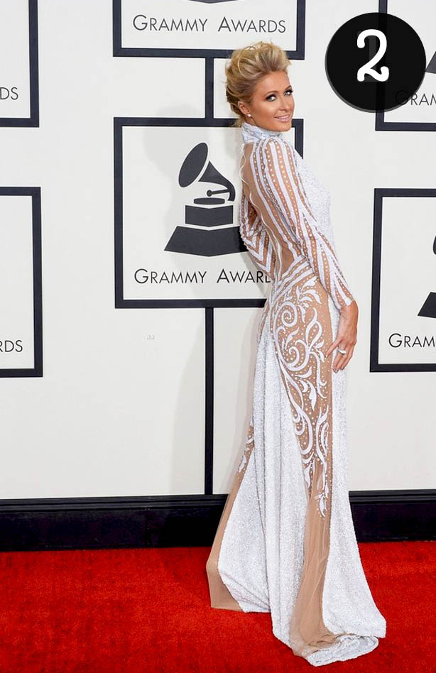 grammys 2014 red carpet