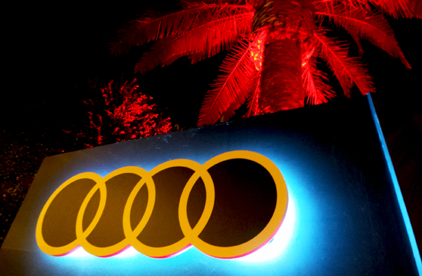 Audi Gloden Globes Party