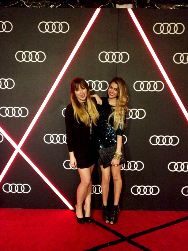 Audi Golden Globes Party