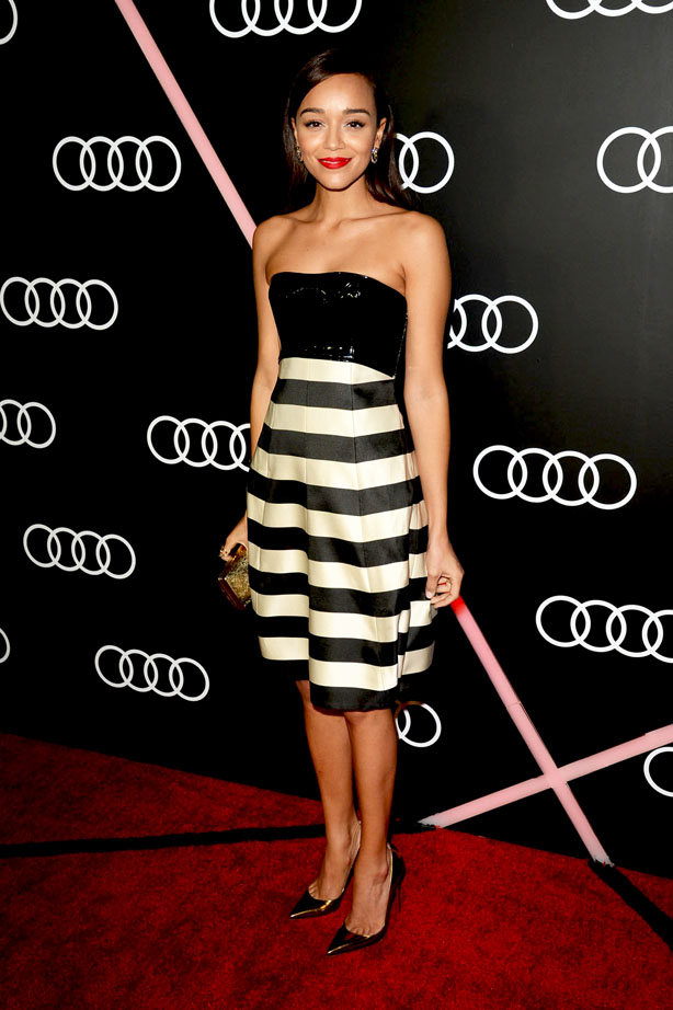 Golden Globes Parties Audi