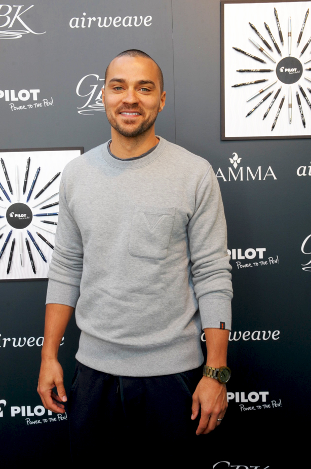 Jesse Williams Golden Globes