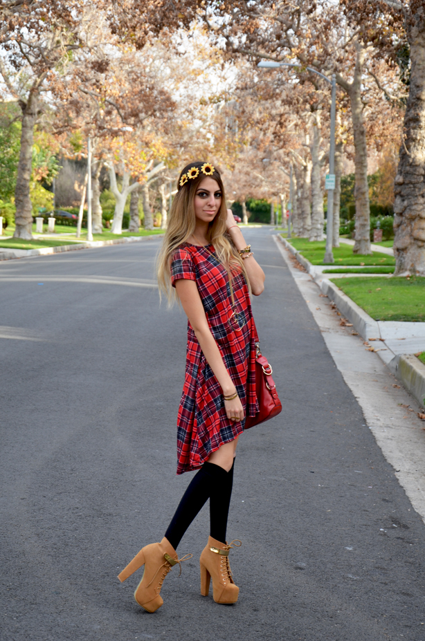 Plaid Clothing