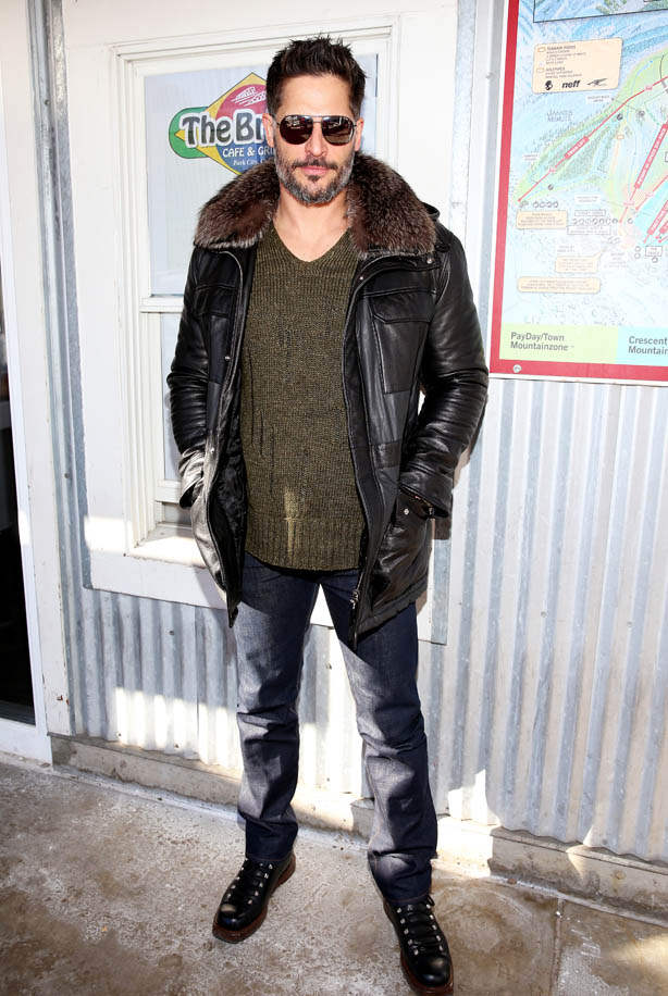 Joe Manganiello Sundance