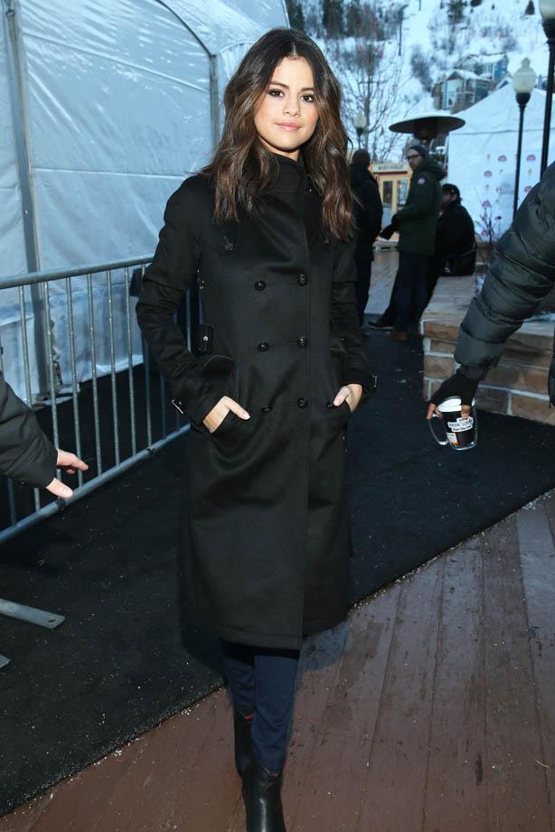 Selena Gomez Sundance
