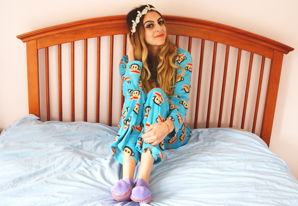 paul frank pajamas