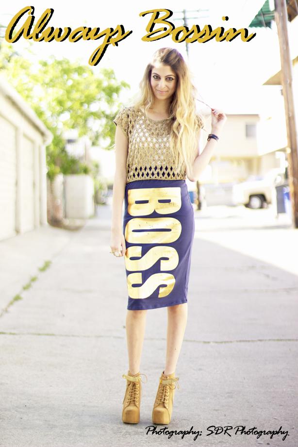 boss clothing