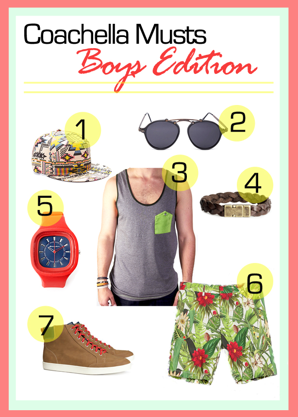 coachella boys fashion