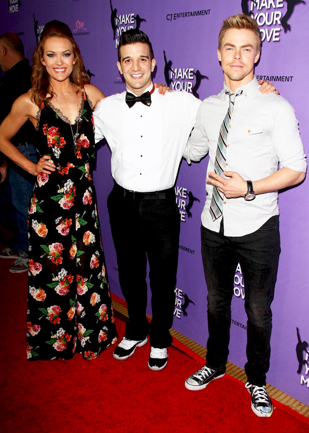 dancing with the stars amy purdy mark ballas derek hough
