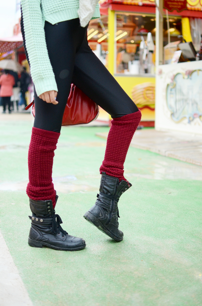 leg warmers for fall