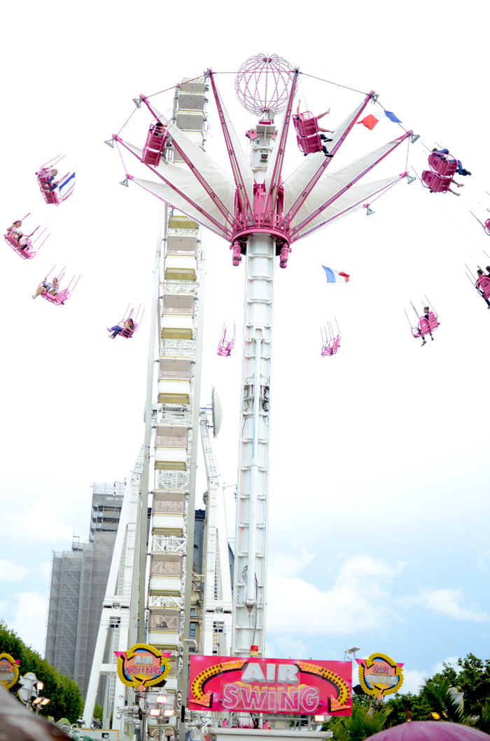amusement parks in france