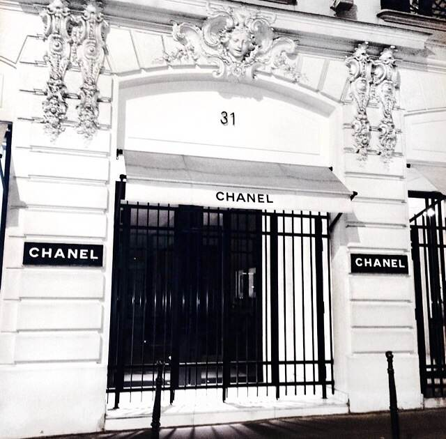 Chanel's Home Paris