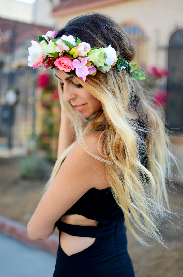 floral crown