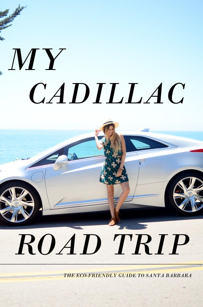 cadillac road trip