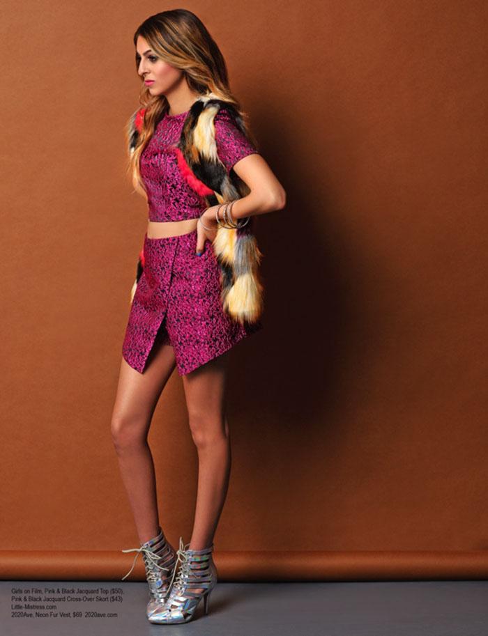 Regard Magazine Fashion Blogger