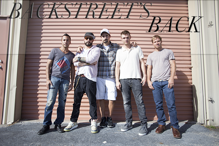 backstreet boys documentary