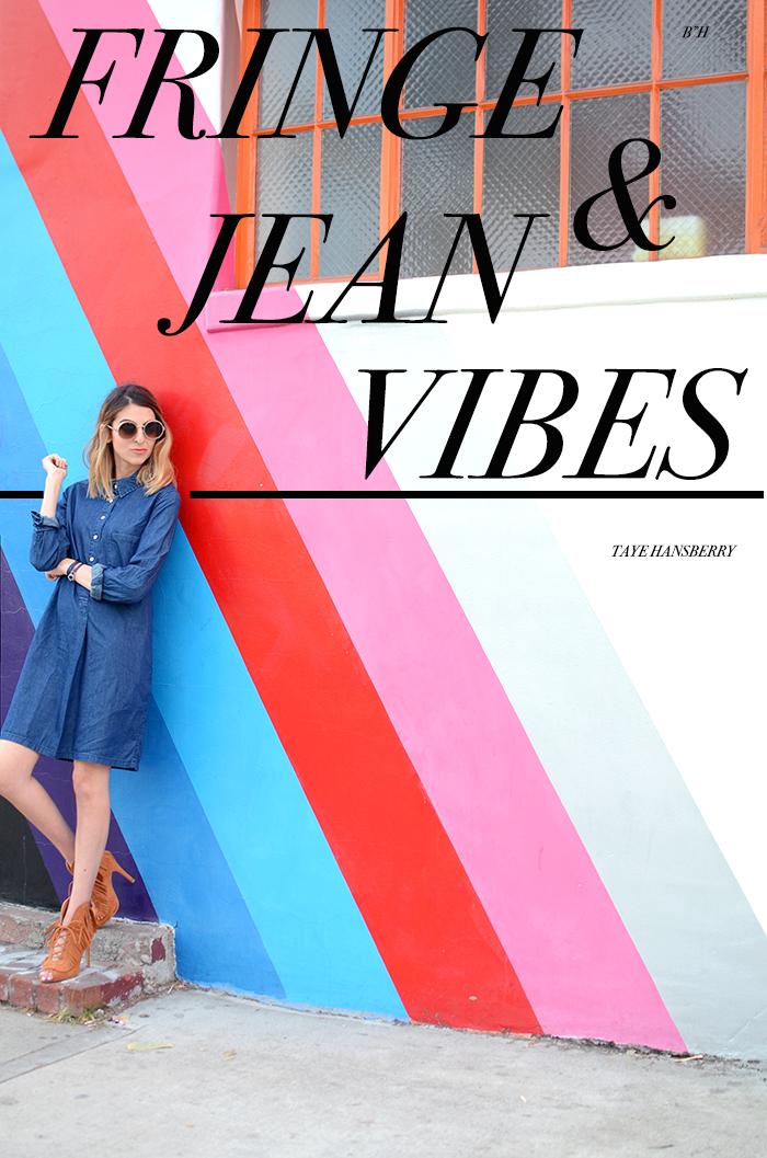 jean dress alexa chung