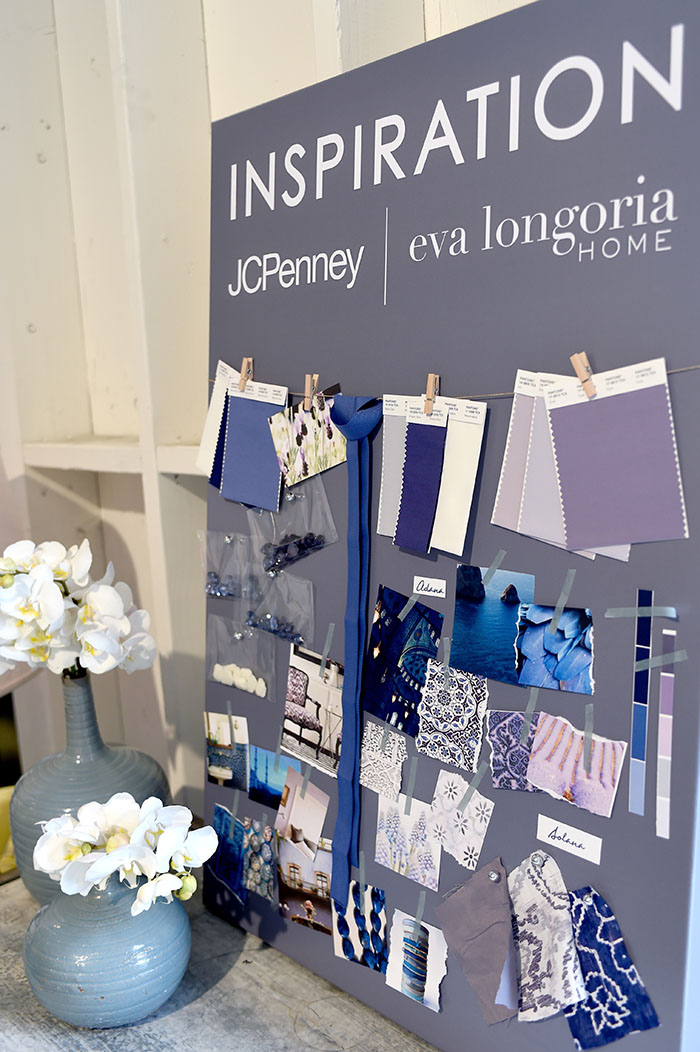 Eva Longoria Home Collection Only At JCPenney Launch Event