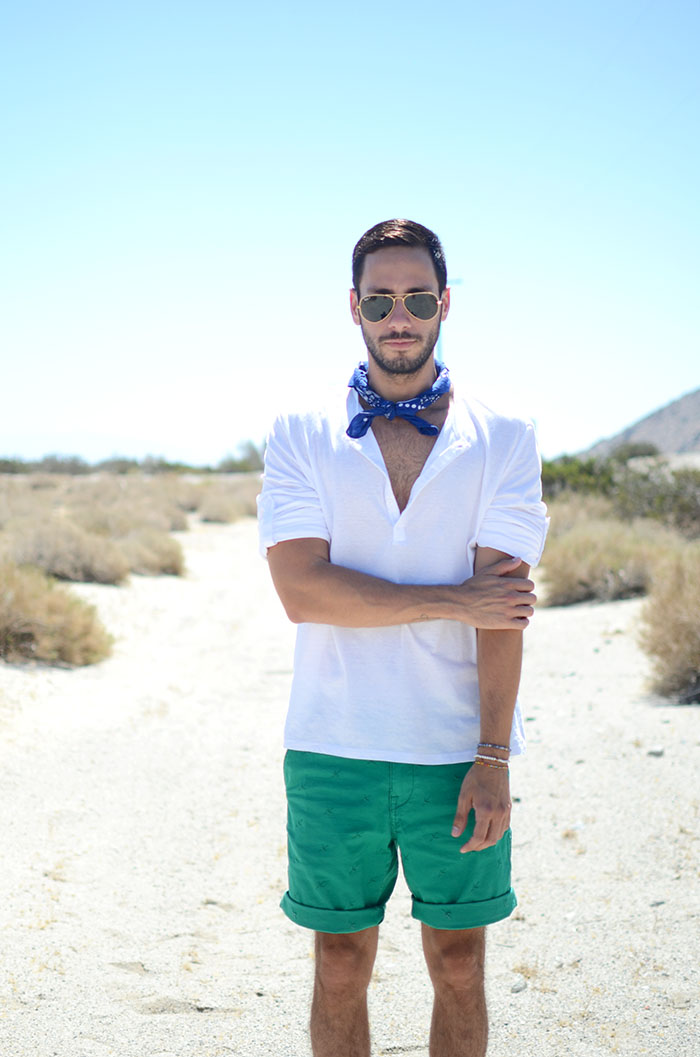 men's desert fashion