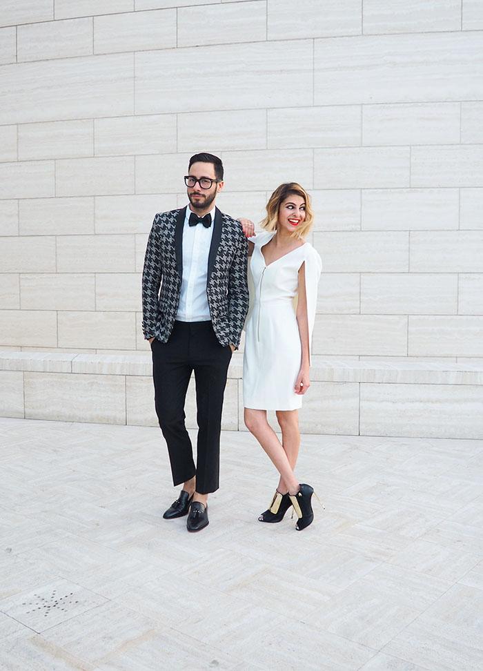 blogging duo