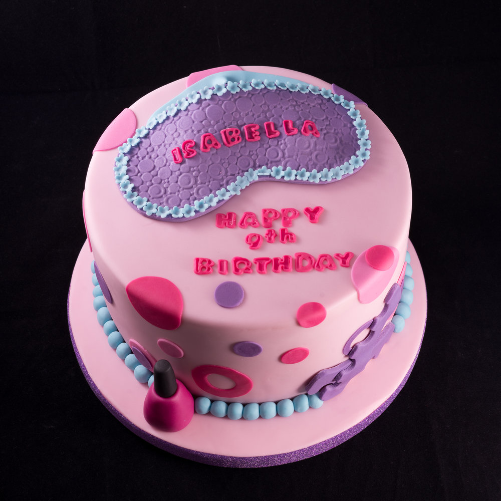 Pamper Cake