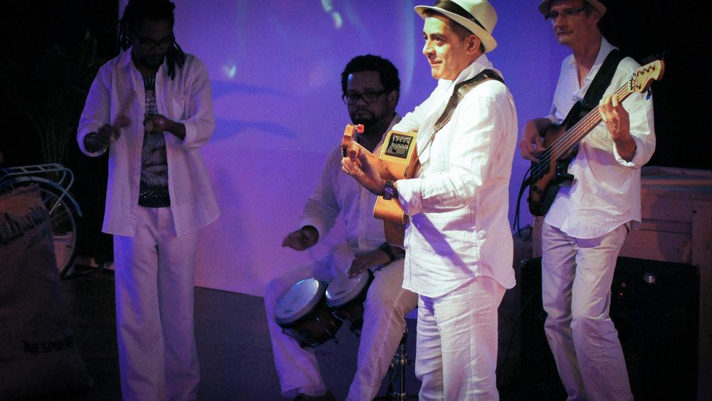 Cuban Band :古巴樂團