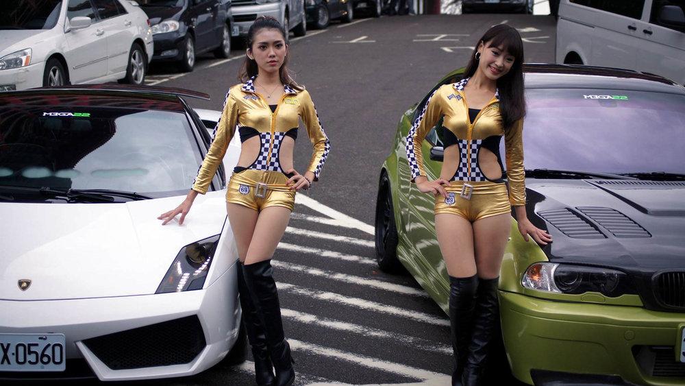 Car Model : 汽車模特兒