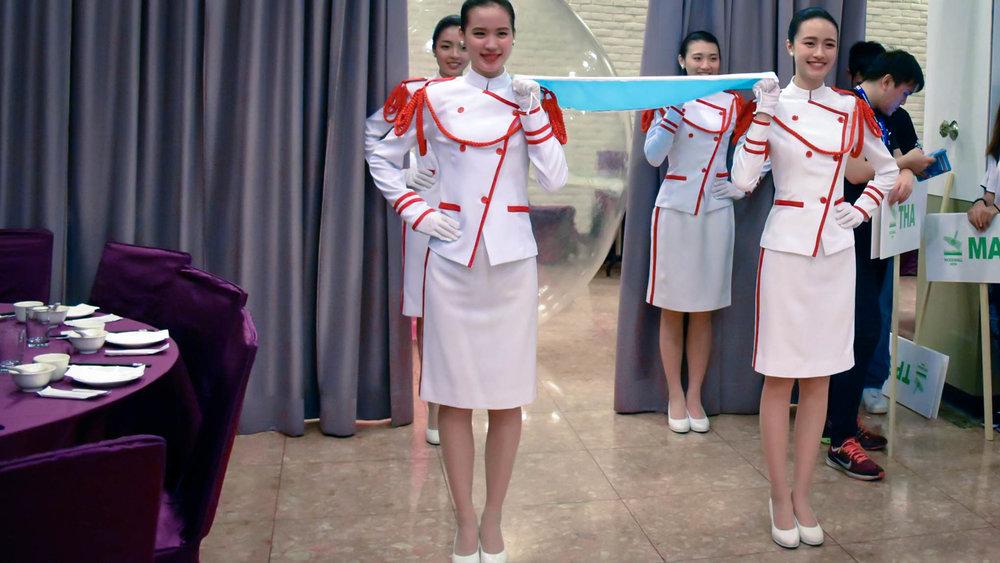 Uniform Model : 制服模特兒