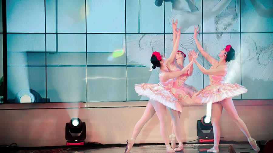 Ballet : 芭蕾舞